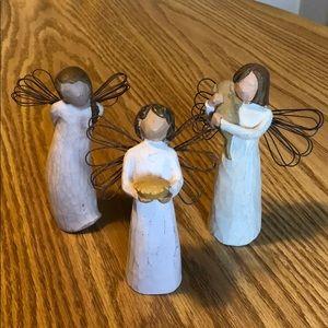 Willow Tree Angel Figurines